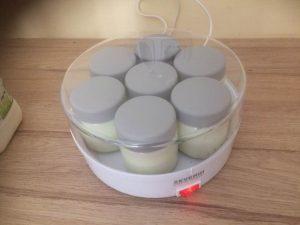 Yoghurt maken